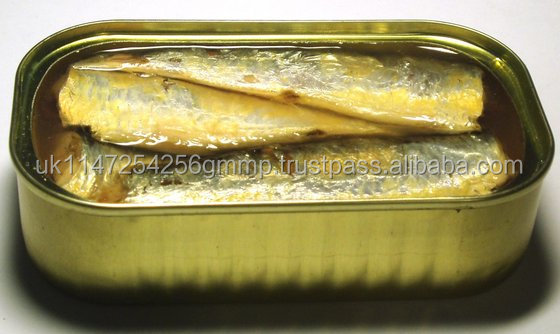 Canned Sardine in Vegetable Oil, Canned Tuna, Canned Fish