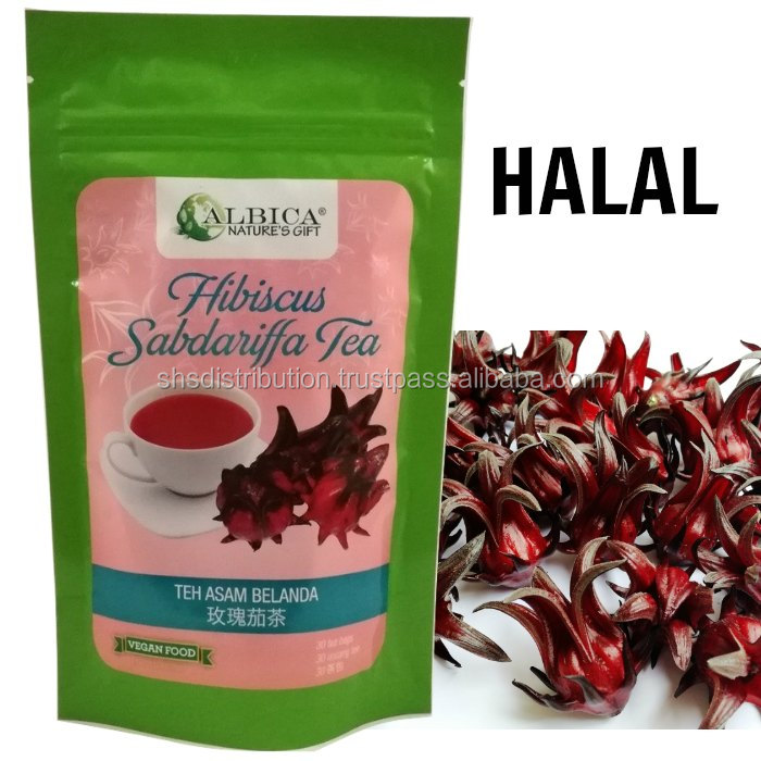 Halal Certified Instant Flower Tea Hibiscus Tea