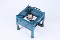FABRICATED GAS BURNER STOVES (M.S.) 10 X 10 X 9 (TEA BURNER)