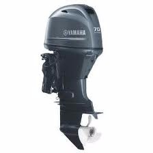 FREE SHIPPING FOR USED YAMAHA 70 HP 4 STROKE OUTBOARD MOTOR