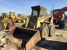 GOOD PRICE JAPAN BOBCAT 980 MINI SKID STEER LOADER