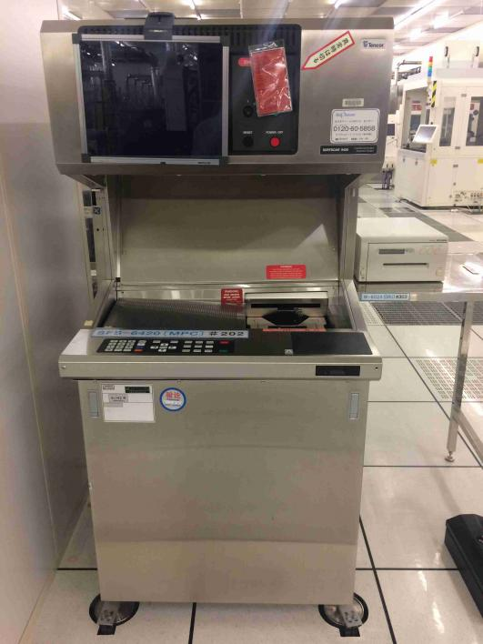 TI Sale of Surplus Semiconductor Manufacturing Equipment (various locations)