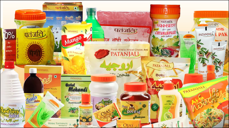 Patanjali Ramdev Baba Herbal and Ayurvedic Products