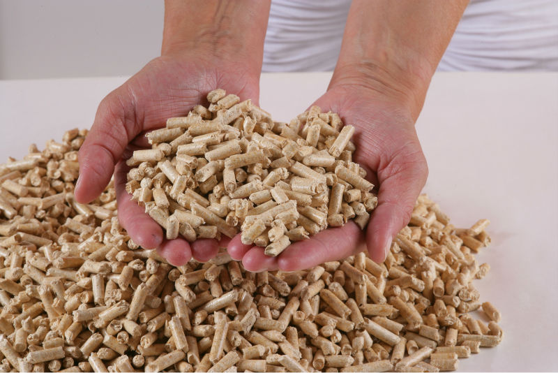 Quality wood pellets EN+A1