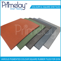 Exercise & Gym Flooring from Primelay Malaysia