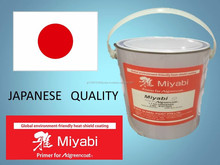 Durable and High quality concrete floor paint ACLOSE/Miyabi for exterior paint , top coat also available