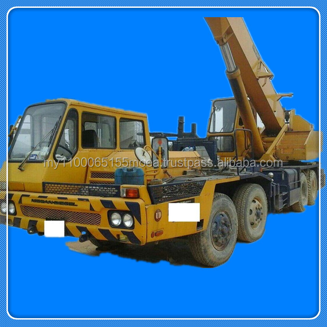Used Machinery 25 ton lifting truck for sale