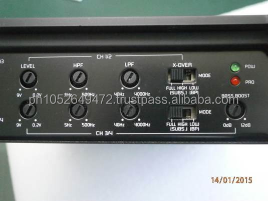 Pre - shipment Inspection Services for Amplifier in China