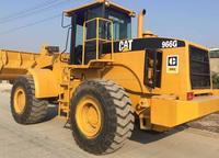 Used CAT 966G Wheel Loader in Shanghai China/Caterpillar 950G 966H 950B 950F 966F 966C 966D Loader