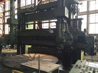 Vertical Lathe Niles Model: DKZ 4000