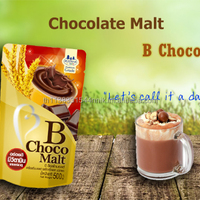 Instant Hot Chocolate-flavoured Drink Powder Mix (520g)