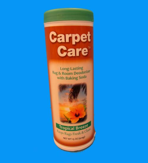 Carpet Care Trop. Breeze 15oz