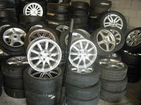 Made in Japan automotive used car tire