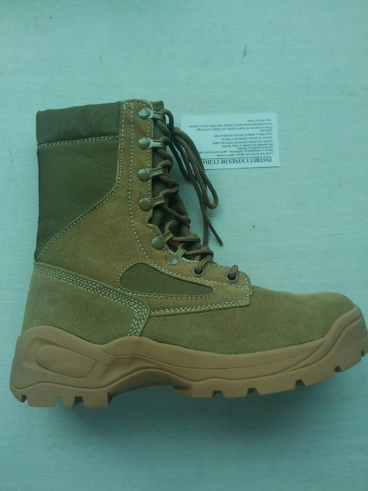 ARMY Combat Boot SUR COLOR COYOTE on Clearance Sale