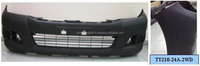 For Toyota Hilux / Vigo 2011 front bumper without flare hole (2WD)