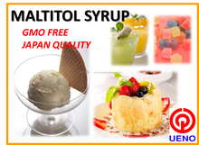 Maltitol high quality healthy and low calorie sweetener used as food additives