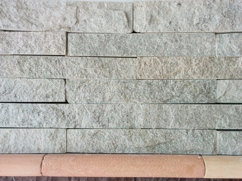 Culture / Natural Silver Stone Wall Cladding