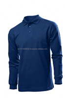 Gym Fashion Plain Polo Shirt/ Printed Your Own Design Fast Delivery Gym Wear For Men