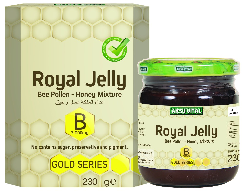 Natural Baby Food Honey Pollen Royal Jelly Mix Paste for Babies baby food names