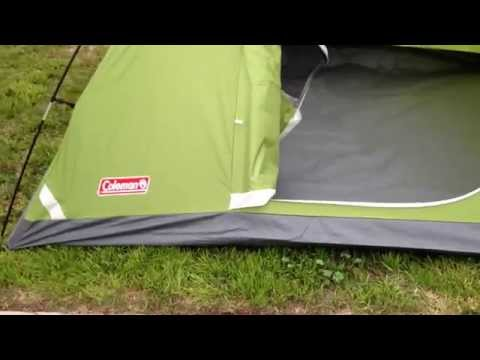 Coleman Sundome 4 tent. Best tent ever. Takes about 3 minutes to put up : best tent deals - memphite.com