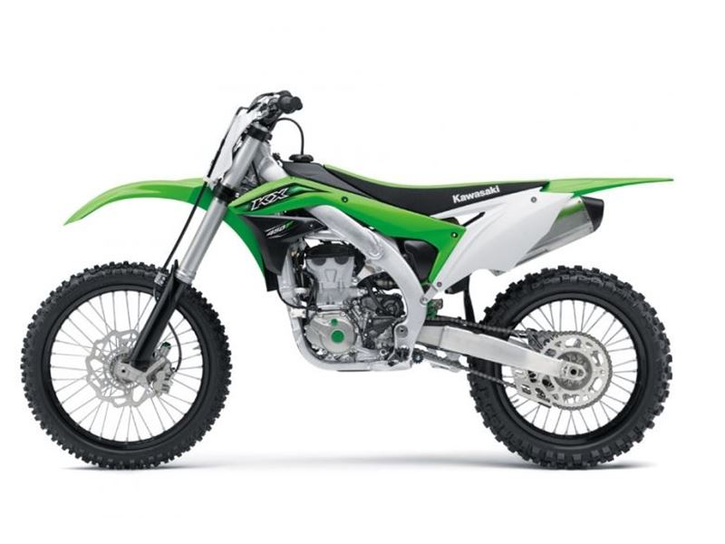 discount price on Kawasaki KX450F 16