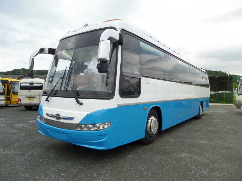 Daewoo Bus BH120, View Daewoo Bus BH120, Daewoo Product Details from