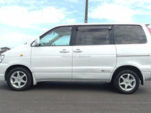 RIGHT HAND DRIVE USED VAN FOR NISSAN CARAVAN 2000 (GRADE: G, MODEL: GF-SR40G, ENGINE: 3S)