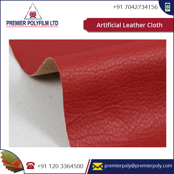 Genuine Manufacturer Supplying Rexine Leather at Competitive Price