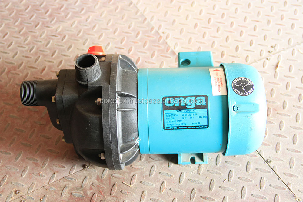 Stock for Sale - Submersible pump - Onga 122 Sump