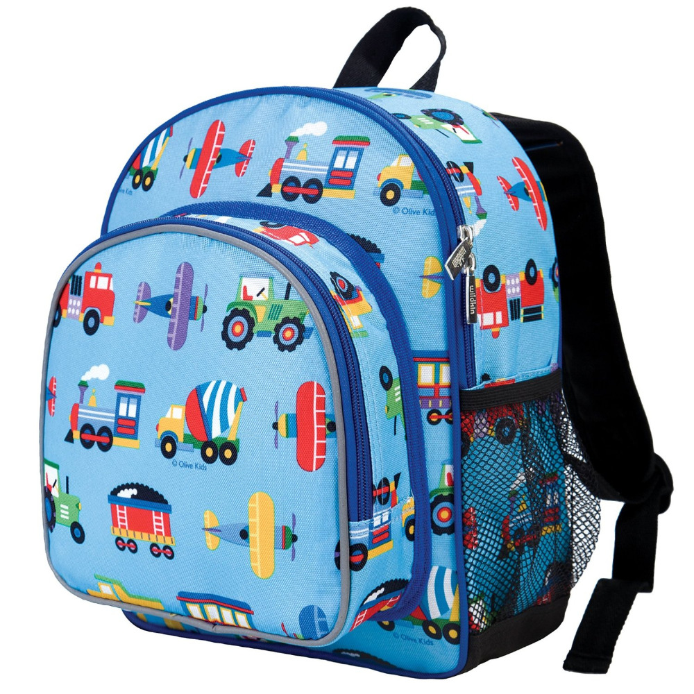 OEM Trains, Planes and Trucks Backpack