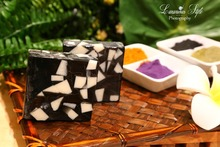 LUXURIOUS CHARCOAL GOAT MILK SOAP