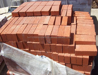 Old Red Clay Solid Bricks for sale