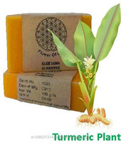 Ayurvedic Turmeric Natural Soaps in India