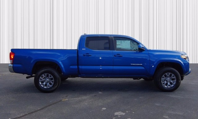 2016 Toyota Tacoma SR5 Double Cab 3.5L V6 Long Bed NEW EXPORT