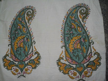 latest hand block motifs designed for cotton fabrics