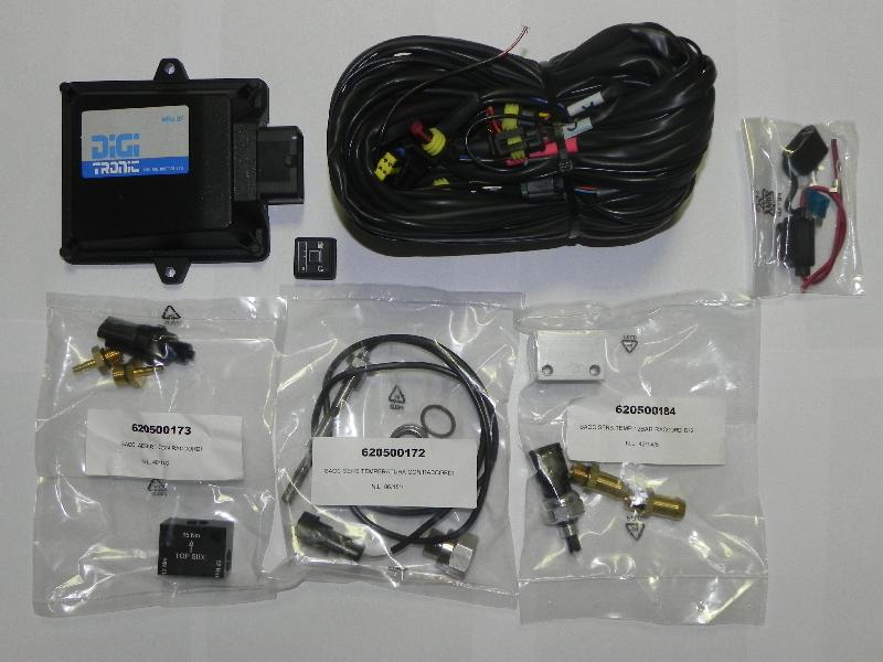 DIGITRONIC MP48 DF ELECTRONICS SET
