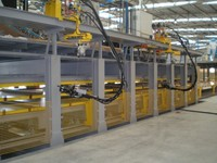 New Polyurethane Sandwich Panel line, Discounted deal