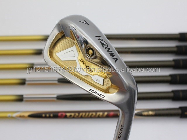 Second hand Honma iron , ping golf clubs also available