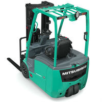 Forklift With Pneumatic Tyre (Mitsubishi FB-TCB Series) For Sales and Rental, Leasing, Brand New and Used, Three-Wheel