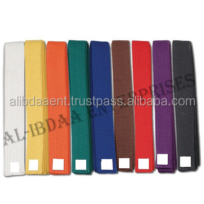 MMA BELTS FOR JUDO KARATE TEEKWONDO AND BJJ FOR SCHOOLS AND GYMS / cheap mma belts
