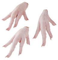 Halal Grade A Chicken Feet / Frozen Chicken Paws Brazil/CHicken Wings
