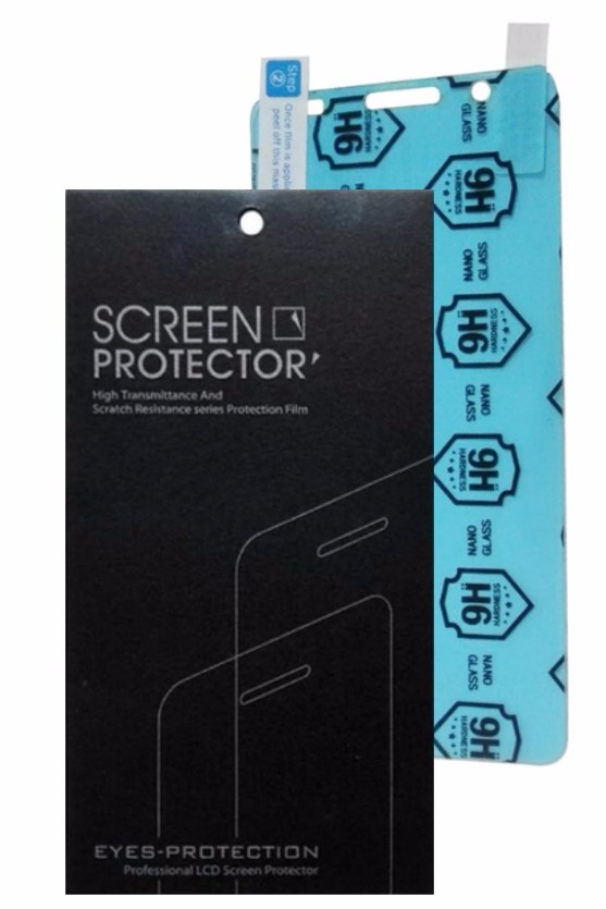 2nd Generation 9H Bendable Nano Tempered Glass Screen Protector for LG X Screen