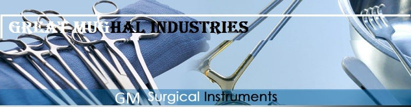 Pozzi Forceps Gynecology Surgical Instruments