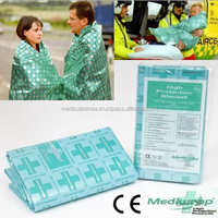 3-layer structure medical drape with excellent thermal insulation capacity, available for AED, CE certification