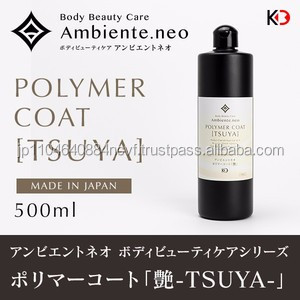 Elegant new age nano silica coating with luxurious gloss for car