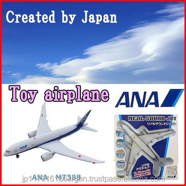 Genuine and Stylish airplane model toy ( ANA MT388 ) for airplane lovers gifts created by Japan