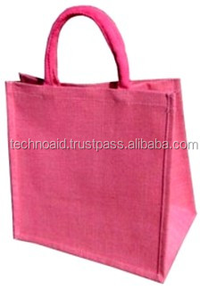Sell Jute Promotional (Shopping) Bags With Your Company Logo Printed