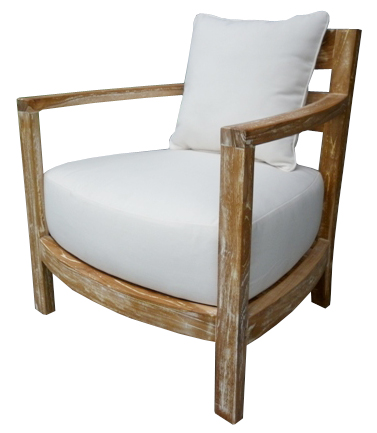 JEVELYN ARM CHAIR TEAK