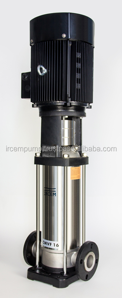 IRCEM VERTICAL MULTISTAGE CENTRIFUGAL PUMP