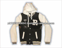 High Quality New Design Varsity Baseball Fashion Hoodie
